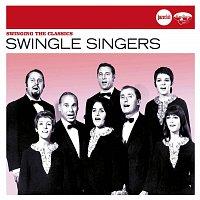 Přední strana obalu CD Swinging The Classics (Jazz Club)