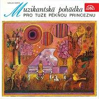 Přední strana obalu CD Bárta: Muzikantská pohádka pro tuze pěknou princeznu