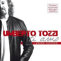 Přední strana obalu CD Ti amo & I Grandi Successi