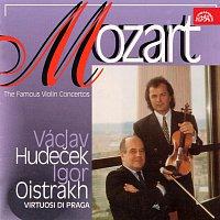Václav Hudeček, Virtuosi di Praga, Igor Davidovič Oistrach – Houslové koncerty G, D, A dur