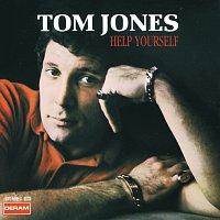 Přední strana obalu CD Help Yourself