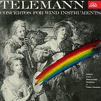 Česká filharmonie – Telemann: Koncerty pro dechové nástroje