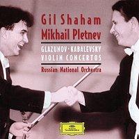 Přední strana obalu CD Kabalevsky:Violin Concerto/Glazunov: Violin Concerto/Tchaikovsky: Souvenir d'u lieu cher, &c.