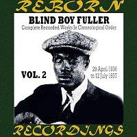 Blind Boy Fuller – Complete Recorded Works, Vol. 2 (1936-1937) (HD Remastered)
