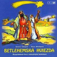 Přední strana obalu CD Betlehemská hviezda - Rozprávka s koledami