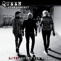 Přední strana obalu CD Live Around The World [Deluxe]