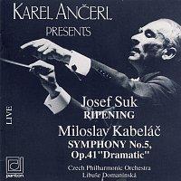 Česká filharmonie, Karel Ančerl – Profil dirigenta / Suk, Kabeláč
