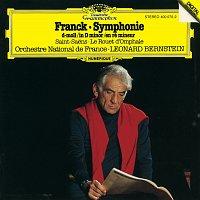 Orchestre National De France, Leonard Bernstein – Franck: Symphony in D minor / Saint-Saens: Le Rouet d'Omphale