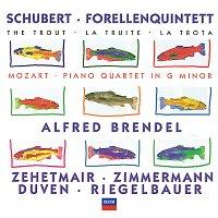 Alfred Brendel, Thomas Zehetmair, Tabea Zimmerman, Richard Duven – Schubert: Forellenquintett / Mozart: Piano Quartet in G minor
