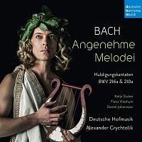 Alexander Grychtolik, Johann Sebastian Bach, Deutsche Hofmusik, Katja Stuber – Bach: Angenehme Melodei (Huldigungskantaten, BWV 216a & 210a)