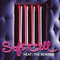 Přední strana obalu CD Heat: The Remixes
