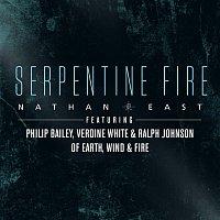 Nathan East, Philip Bailey, Verdine White, Ralph Johnson – Serpentine Fire (feat. Philip Bailey, Verdine White, and Ralph Johnson)