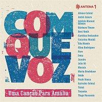 Various Artists.. – Com Que Voz - Uma Cancao para Amália