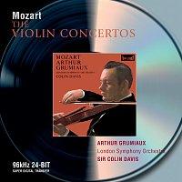 Arthur Grumiaux, London Symphony Orchestra, Sir Colin Davis – Mozart: Violin Concertos