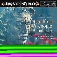 Gary Graffman, Frederic Chopin – Chopin: Four Ballades / Andante spianato and Grande polonaise brillante