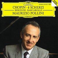 Maurizio Pollini – Chopin: Scherzi; Berceuse; Barcarolle