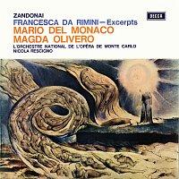 Magda Olivero, Mario del Monaco, Nicola Rescigno – Zandonai: Francesca da Rimini – Excerpts [Opera Gala – Volume 20]