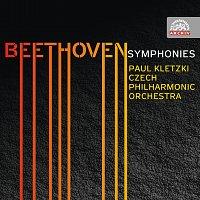 Přední strana obalu CD Beethoven: Symfonie
