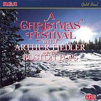 Arthur Fiedler – A Christmas Festival