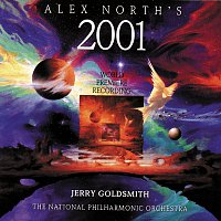 Alex North, Jerry Goldsmith, National Philharmonic Orchestra – 2001 [World Premiere Recording]