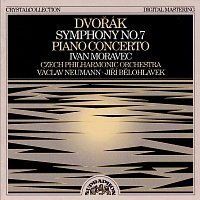 Dvořák: Symfonie č. 7, Koncert pro klavír a orch.