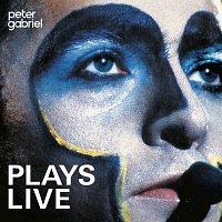 Přední strana obalu CD Plays Live [Remastered]