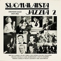 Various Artists.. – Suomalaista jazzia 2 1939 - 1963