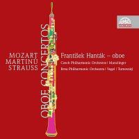 František Hanták – Mozart, Martinů & Strauss: Koncerty pro hoboj a orchestr