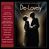Přední strana obalu CD De-Lovely Music From The Motion Picture