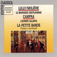 Gustav Leonhardt – Lully:Le Bourgeois Gentilhomme/Campra:L'Europe Gal