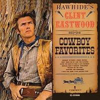 Přední strana obalu CD Rawhide's Clint Eastwood Sings Cowboy Favorites