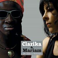 Přední strana obalu CD De Fille A Femme