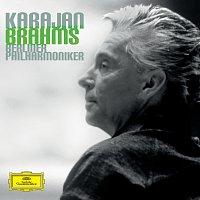Přední strana obalu CD Brahms: The Complete Symphonies