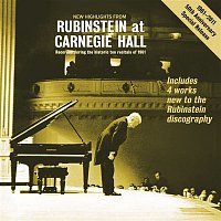"""Arthur Rubinstein, Alexander Scriabin – New Highlights from """"Rubinstein at Carnegie Hall"""" - Recorded During the Historic 10 Recitals of 1961"""