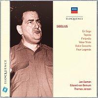 Jan Damen, Eduard van Beinum, Thomas Jensen – Sibelius: En Saga; Tapiola; Finlandia; Valse Triste; Violin Concerto