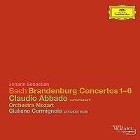 Orchestra Mozart, Claudio Abbado, Giuliano Carmignola – Bach, J.S.: Brandenburg Concertos