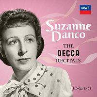 Přední strana obalu CD Suzanne Danco: The Decca Recitals