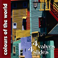 Steven Mead, Trombonisti Italiani – Colours of the world - 4 valves 4 slides