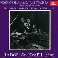Radoslav Kvapil – Nová česká klavírní tvorba