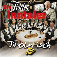 Přední strana obalu CD Tirolerisch