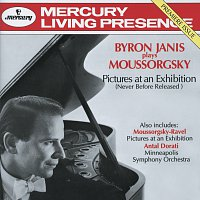 Byron Janis, Minneapolis Symphony Orchestra, Antal Dorati – Mussorgsky: Pictures at an Exhibition (Versions for piano & for orchestra) etc.