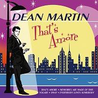 Přední strana obalu CD Dean Martin - That's Amore [Single Disc Version]