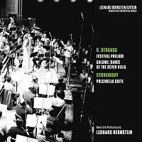 Leonard Bernstein, Igor Stravinsky, New York Philharmonic Orchestra – Strauss: Festival Prelude & Dance of the Seven Veils from Salome - Stravinsky: Pulcinella Suite