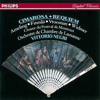Elly Ameling, Birgit Finnila, Richard van Vrooman, Kurt Widmer, Vittorio Negri – Cimarosa: Requiem
