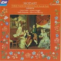 Sonnerie – Mozart: 3 Piano Quartets, K478, K493, K452