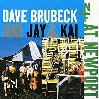Dave Brubeck, Jay & Kai – At Newport