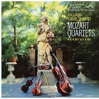 "Juilliard String Quartet, Wolfgang Amadeus Mozart – Mozart: String Quartet No. 14 in G Major, K. 387 ""Spring"" & String Quartet No. 19 in C Major, K. 465 ""Dissonant""E (Remastered)"
