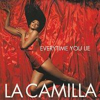 Přední strana obalu CD Everytime You Lie