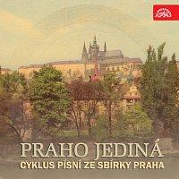 Karel Berman, Symfonický orchestr hl.m. Prahy (FOK), Václav Neumann – Dobiáš: Praho jediná. Cyklus písní ze sbírky Praha