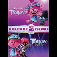 Různí interpreti – Trollové - kolekce 1. a 2. DVD DVD